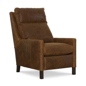 C.R. Laine Leather Manual Recliner