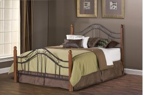 Madison King Headboard and Footboard Set