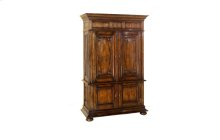 Raised Panel Armoire
