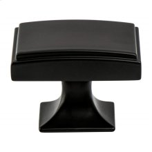 Hearthstone Matte Black Knob