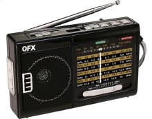 Am/fm/sw1-7 10 Band Radio