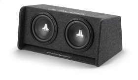 Dual 10W0v3 BassWedge, Ported, 2