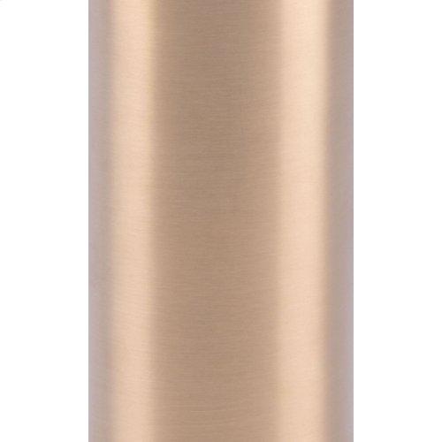 Cilinder Candle Holder Md Gold