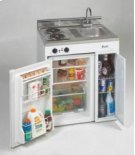 """Model CK30-1 - 30"""" Complete Compact Kitchen with Refrigerator Product Image"""