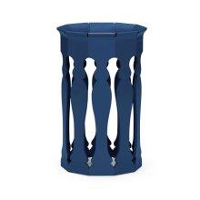 Moorish Lamp Table (Patriot Blue)