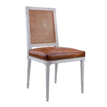 Augusta Side Chair, Gray