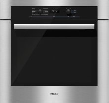H 6180 BP 30 Inch Convection Oven with Self Clean for easy cleaning.