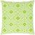 "Additional Miranda MRA-008 18"" x 18"" Pillow Shell with Polyester Insert"