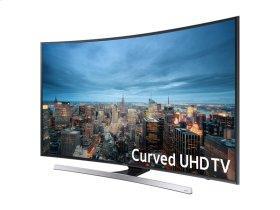 "4K UHD Curved Smart TV - 55"" Class (54.6"" Diag.)"