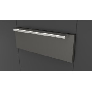 "Fulgor Milano30"" Pro Warming Drawer - Matte Grey"