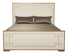 Queen-Sized Soho Luxe Upholstered Bed in Soho Luxe Dark Caramel (368)