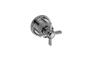 M-Series 3-Way Diverter Valve Trim with Handle