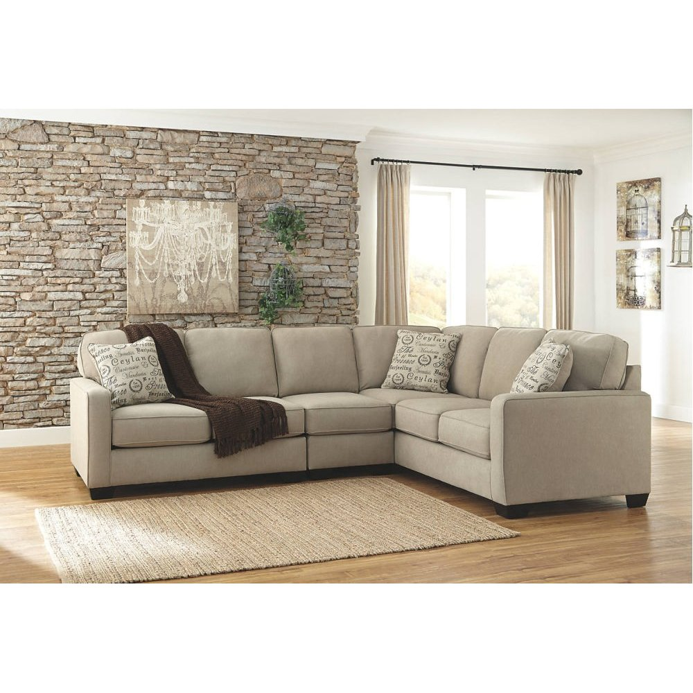 3 Pc Sectional LAF Sofa