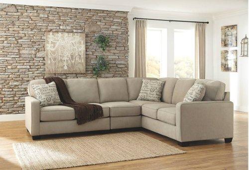 3 Pc Sectional LAF Sofa