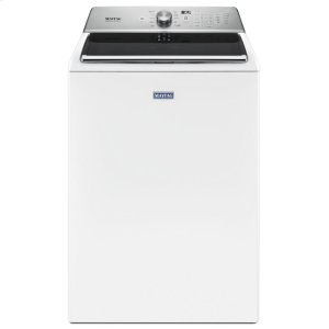 MaytagTop Load Washer with the Deep Fill Option and PowerWash® Cycle - 5.2 cu. ft.