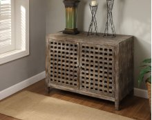 Rustic Buffet Cabinet