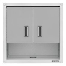 Gladiator® Ready-to-Assemble 3/4 Door Wall GearBox - White