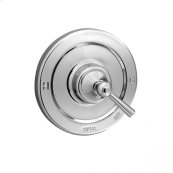 Sea Island - Pressure Balance Mixing without Diverter Trim - Polished Chrome