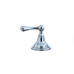 Asbury - Deck Diverter Trim - Polished Nickel