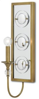Mila Wall Sconce - 6w x 22h x 7d Product Image