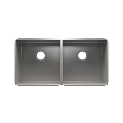 """J7® 003958 - undermount stainless steel Kitchen sink , 18"""" × 18"""" × 10""""  18"""" × 18"""" × 10"""""""