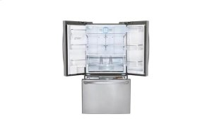 24 cu. ft. Counter-Depth 3-Door French Door Refrigerator