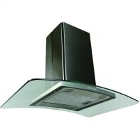 Contemporary Series Island Hood with 600 CFM Product Image