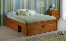 Cheyenne Platform Bed With Two Jumbo Ubc