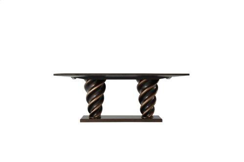 Fresh Twist Rectangular Dining Table