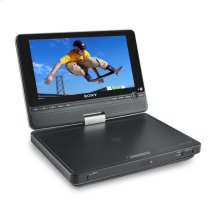 "REFURBISHED - 8"" Portable DVD Player"