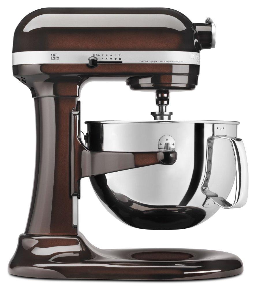 Pro 600 Series 6 Quart Bowl-Lift Stand Mixer - Espresso  ESPRESSO