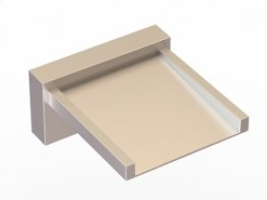 Deck Mount Tub Filler - Brushed Nickel Product Image