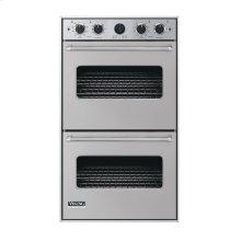 "Metallic Silver 30"" Double Electric Premiere Oven - VEDO (30"" Double Electric Premiere Oven)"