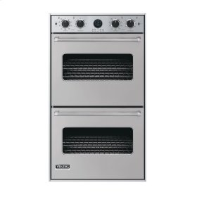 "Metallic Silver 30"" Double Electric Premiere Oven - VEDO (30"" Double Electric Premiere Oven)"