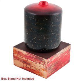 "Painted Jar "" Love Letter"""