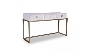 Cosmopolitan Console Table Parchment Product Image
