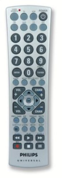 Philips Remote Control US2-PM625S Universal
