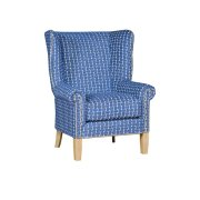 Sedgefield Chair, Sedgefield Ottoman Product Image