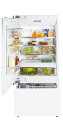 "36"" KF 1913 Vi Built-In Bottom-Mount Fridge/Freezer - 36"" Refrigerator-Freezer"