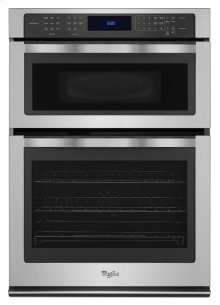 6.4 cu. ft. Combination Wall Oven with True Convection Microwave