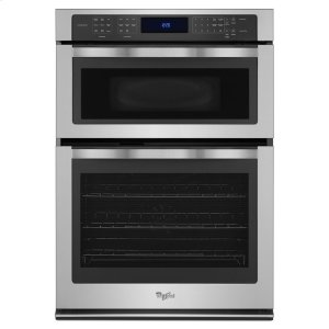 WHIRLPOOL6.4 cu. ft. Combination Wall Oven with True Convection Microwave