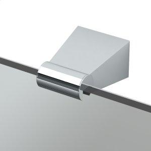 Bleu Minimalist Mirror in Chrome Product Image