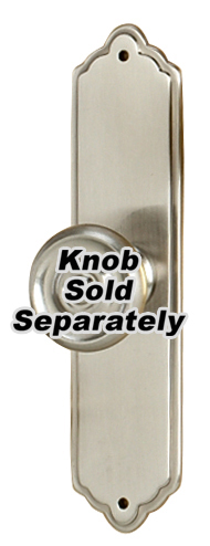Escutcheon A1226-4 - Satin Nickel