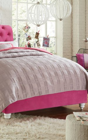 STANDARD FURNITURE 86981FB Upholstered Gabby Youth Full Bed