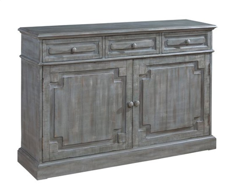 Hidden · Additional Credenza - Antique Eucalyptus Finish - A79773 In By Progressive Furniture In Lafayette, IN - Credenza