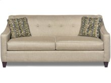 Craftmaster Living Room Stationary, Sleeper Sofas, Two Cushion Sofas