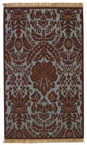 Indienne-Floral Lace Coffee