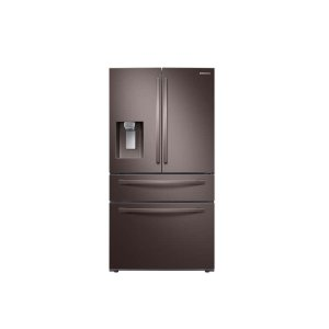 Samsung Appliances28 cu. ft. 4-Door French Door Refrigerator with FlexZone Drawer in Tuscan Stainless Steel
