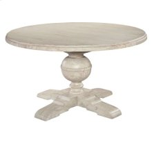 Homestead Round Pedestal Dining Table