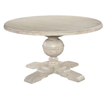 Homestead Round Pedestal Dining Table Product Image